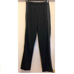 Champion Black and Gray Boy's Athletic Pants